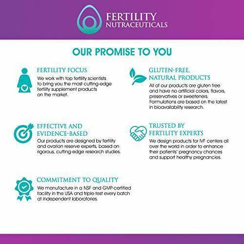 Fertinatal  for Female Fertility – Natural Fertility Supplement for Women -... 6