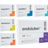 Peptide Bioregulators 60 cap Khavinson Natural Ventfort Cerluten Endoluten