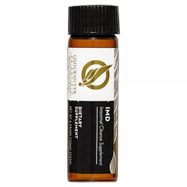 QuickSilver Scientific IMD Intestinal Cleanse Supplement 6 Grams * Exp 12/22