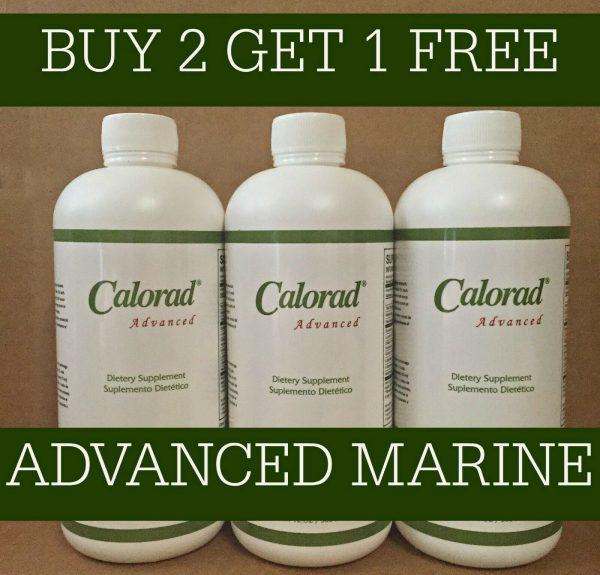 Calorad Buy 2 Get 1 FREE / Marine Advanced As Seen on TV / Calrad Exp 06/2023