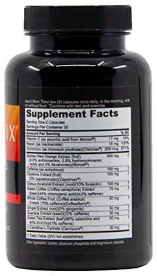 Nugenix Thermo - Extreme Metabolic Accelerator, Fat Burner, Thermogenic for Loss 2