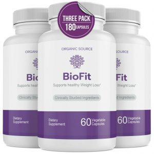 (3 Pack) BioFit Weight Loss Probiotic Supplement - Bio Fit