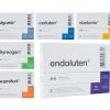 Peptide Bioregulators 20 capsules -  21 Variations Ventfort Cerluten Endoluten