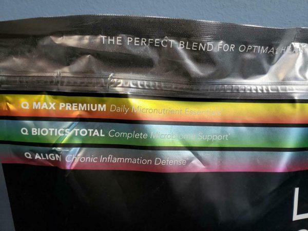 Q Sciences Q Core 30 Day Supply - New! Q Max Premium Biotics Total Align 1