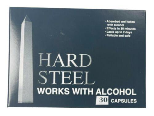 30 Hard Steel Male Enhancement Pills