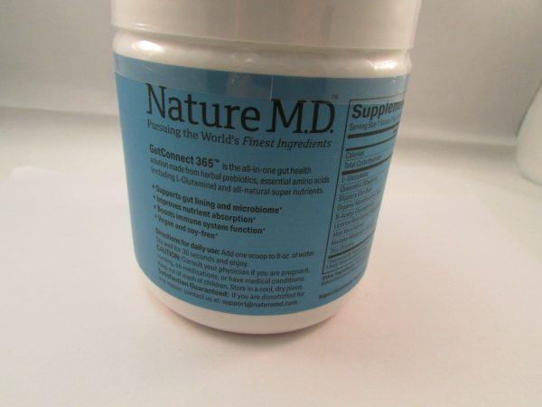 UNITED NATURALS Gut Connect 365 Dietary Supplement Vanilla Cinnamon 8.4 oz. 2