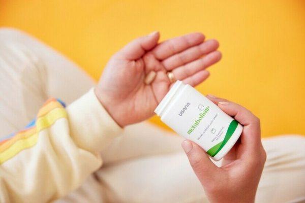 3 Bottles USANA Metabolism+/ Weight support supplement 1