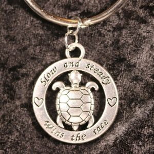 Slow and Steady Wins the Race! Turtle Weight Loss Charm for WW Ring