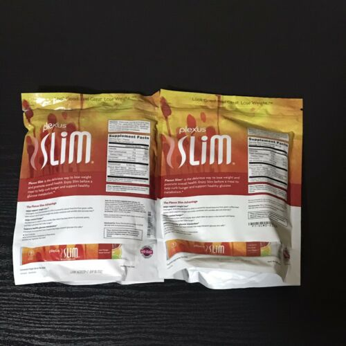 Plexus Slim Pink Drink Hunger Control 2 Bags 60 Day Supply* FAST SHIP! 1