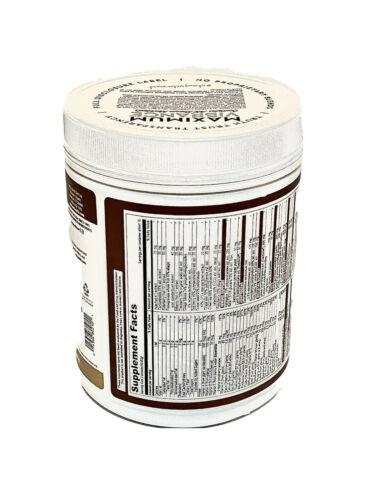 3 Jars Vibrant Health •Maximum Vibrance 6.0• Dark Chocolate w/Sea Salt• 21.60oz 2