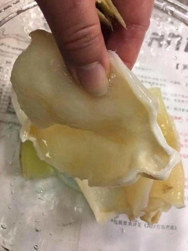 Natural Dried Fish Maw半磅装/1磅装/超靓南美洲天然野生蝴蝶胶,黃花鱼胶(纽约总经销) 3