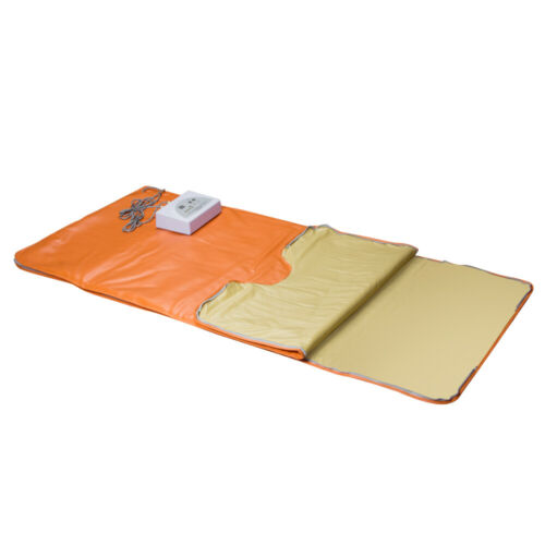 Sauna Far Infrared Thermal Blanket Heating Weight Loss Bag SPA Detox Machine USA 2