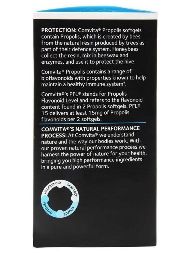 Comvita - Propolis 15 PFL - 365 Softgels 3