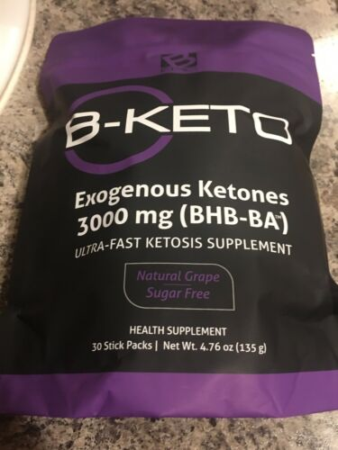 Bepic B-Keto Drink 3000 mg Exogenous Ketones B Epic