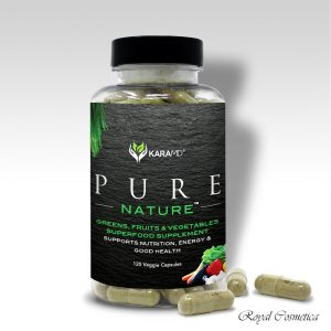 KaraMD Pure Nature Greens Fruit Vegetable Antioxidant Superfood Immunity Boost