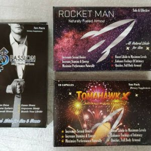 TOMAHAWK X (Formerly Rocket Man) On Demand 10-Pack - Same Day Shipping