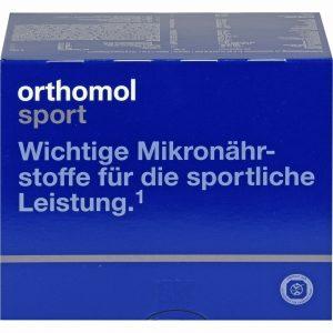 orthomol sport Trinkfläschchen/Tabletten/Kapseln, 30 St. Portionen 2943852