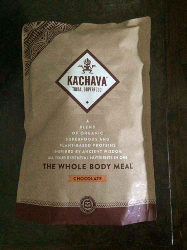 Ka'Chava Tribal Superfood Chocolate