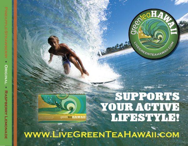Green Tea Hawaii - Kona Mocha coffee flavor (60 Count box ) Energy, Diet 4