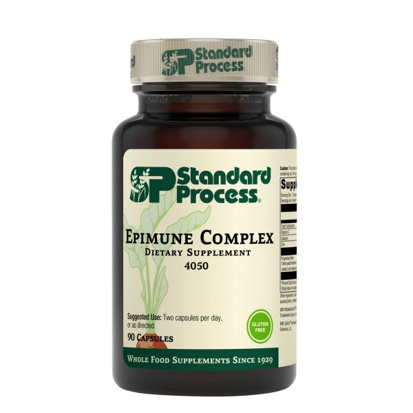Standard Process - Epimune Complex - 90 Capsules 1