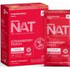 Pruvit NAT KETO//OS Strawberry Peach 20 Packets New Box Sealed Exp Date: 09/2022