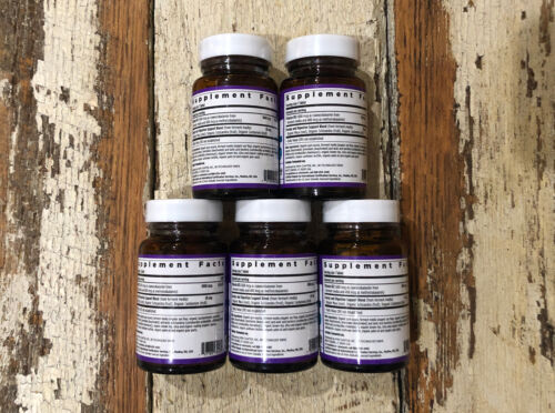 Lot Of 5 New Chapter B12, 1000mcg Fermented 30 Vegan Tablets • Exp 05/22 1