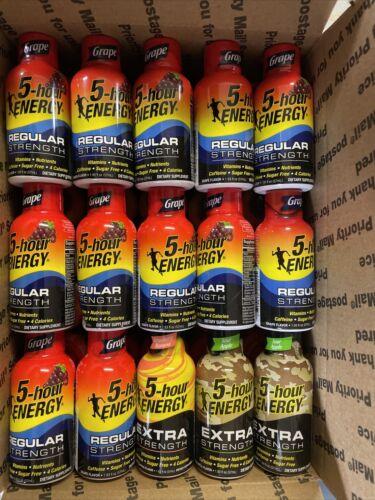 5 Hour Energy  50 Bottles