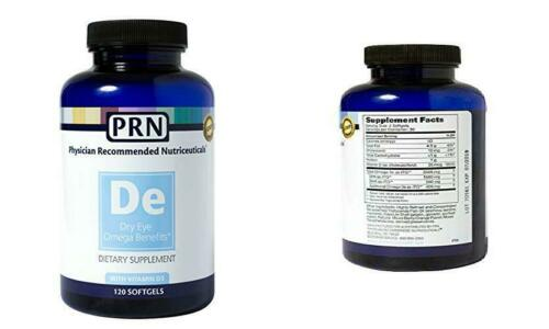 PRN Physician Recommended Nutriceuticals Dry Eye Omega Benefits, Eye...
