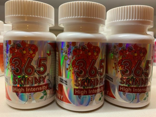 365 Skinny Bye Belly Accelerator and New 2021 High Intensity Combo  4
