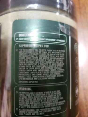 Brickhouse Field Of Greens Bundle New Fresh Vitamins 3