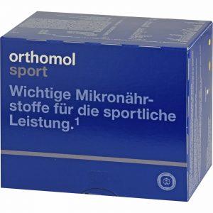 orthomol sport Trinkfläschchen/Tabletten/Kapseln, 30 St. Portionen 2943852 1