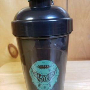 GFuel Doom Slayers Club Shaker Cup! Brand New! SOLD OUT!!! 1