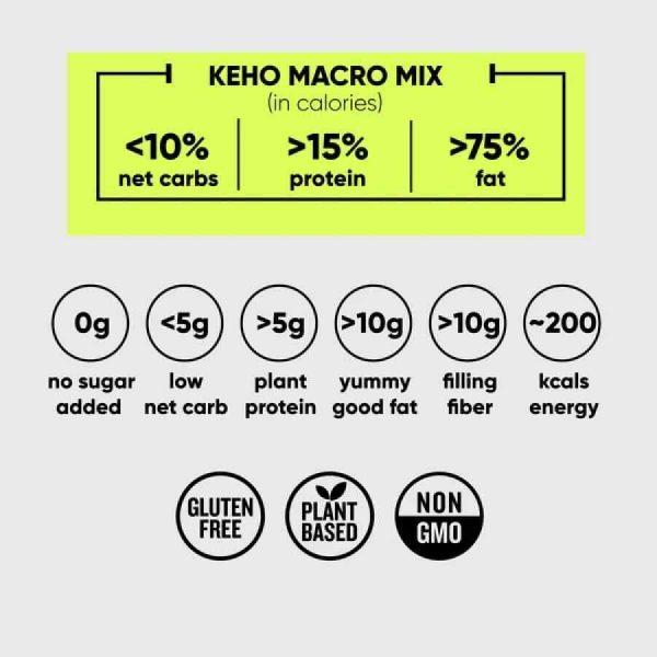 Keto Savory Bite by KEHO - 4-Flavor Variety Pack 2