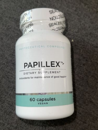 Papillex Dietary Supplement - Natural Immune Support, 60 Capsules