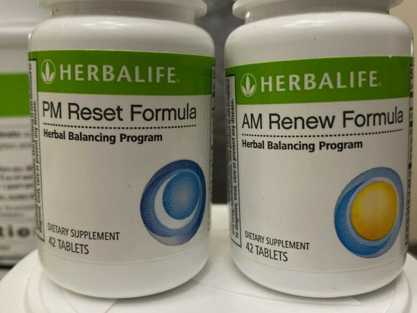 HERBALIFE Digestive Combo, Herbal Aloe, 21Day Balancing, Active Fiber, Probiotic 7