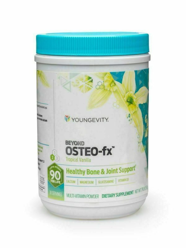 Youngevity Beyond Osteo Fx Powder Canister 3 Pack 357g Dr. Wallach's calcium