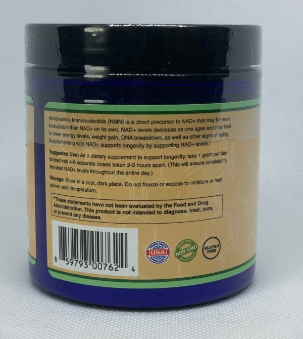 Double Wood Dietary Supplements NMN 30g 1