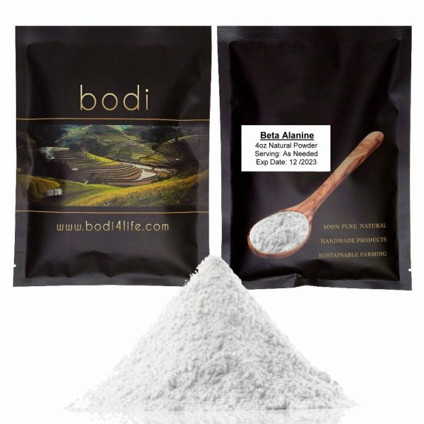 Beta Alanine Powder - 100% Purity Lab Grade (4oz > 5 lb)