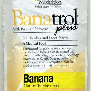 (44) Banatrol Plus Banana Flakes and Prebiotic Banana Flavor 0.38 oz - NEW  1