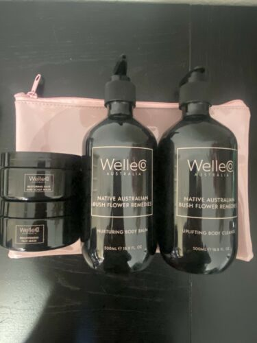 WelleCo - Bush flower remedies collection brand new