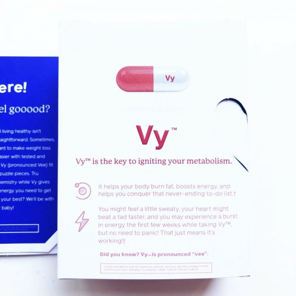 1 Month Truvy (TruVision Health) Weight Loss Combo - Diet Pills - 30 Day Supply 4
