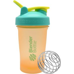 Blender Bottle Special Edition Classic 20 oz. Shaker with Loop Top - Just Peachy 1