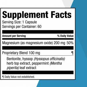 ~NEW~ Isagenix IsaFlush Supports Balanced Digestive System 60 Caps Free Shipping 1