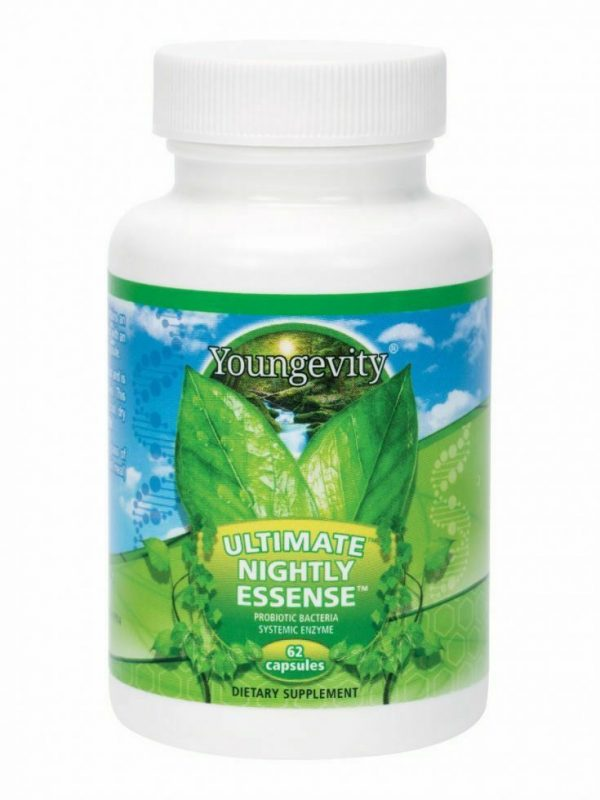 Youngevity Ultimate Nightly Essense - 62 capsules Dr. Wallach