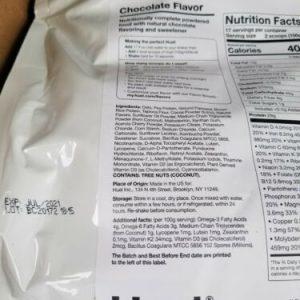 2-HUEL Chocolate Nutritianally Complete Food Powder 100% Vegan Food. Exp.07-2021 1