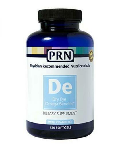 PRN Physician Recommended Nutriceuticals Dry Eye Omega Benefits, Eye...  1