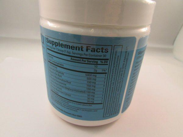 UNITED NATURALS Gut Connect 365 Dietary Supplement Vanilla Cinnamon 8.4 oz. 3