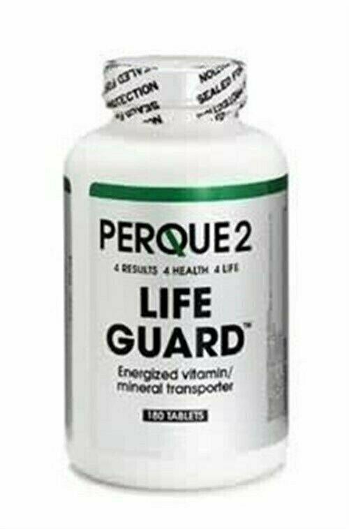 Perque Life Guard, 180 Tabs