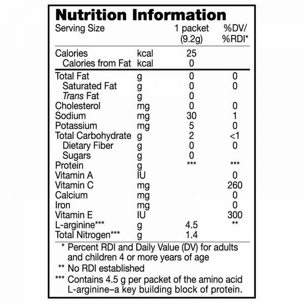 Nestle Arginaid Arginine Powder Cherry 0.32 oz Packet 56 Ct 5