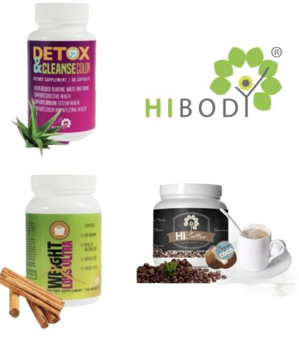 Hicoffee + Weight loss + Detox